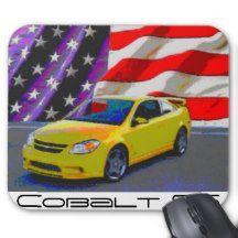 2006 Cobalt SS Mouse Pad