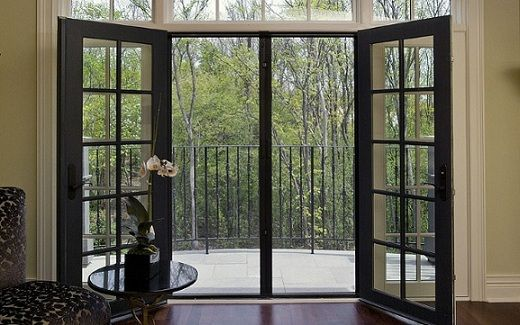 Image detail for exterior french doors sliding doors for Screen doors for french doors exterior