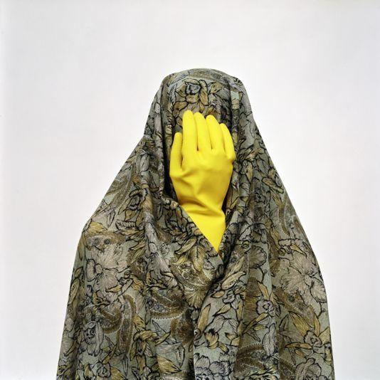 Shadi Ghadirian, Like EveryDay#16, 2000