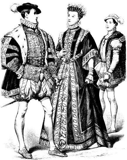 Фото национальных костюмов италии 16 век
