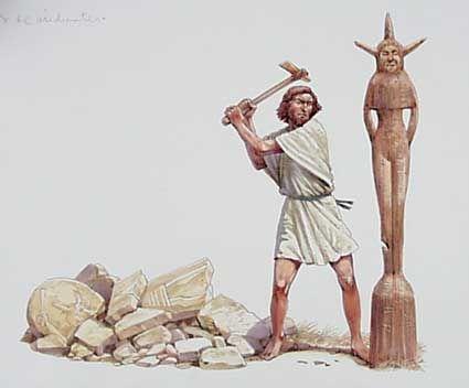 Asherah | ... Asherah goddess worshipped along with Yahweh scholar finds / asherah