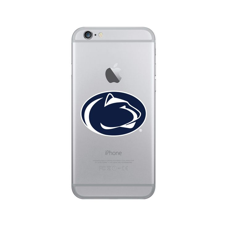Penn State University Clear Phone Case, Classic V1 - iPhone 7/7S
