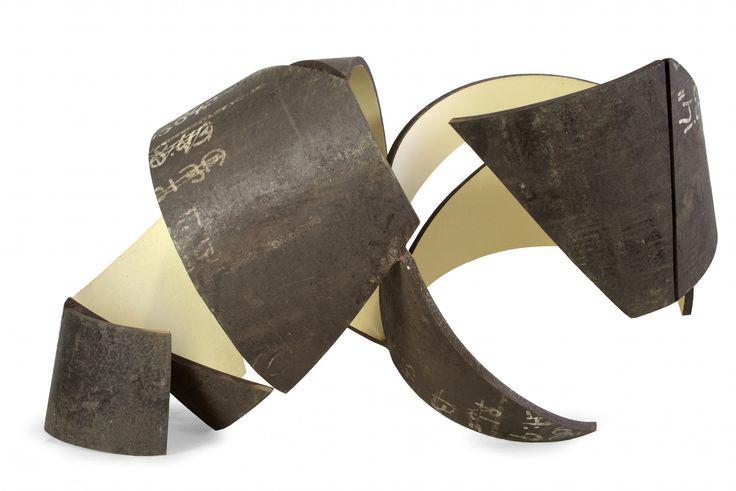 An sich, 2016 Steel 32,2 x 19 6 x 17,7 inch (82 x 50 x 45 cm)  http://eelkevanwillegen.nl/