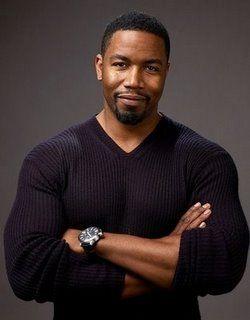 Michael Jai White....he's got a wicked bod....ayyyyyyaaaaahhhh!