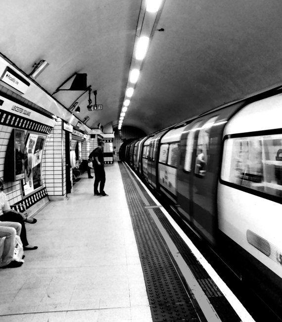 London Underground Tube Station