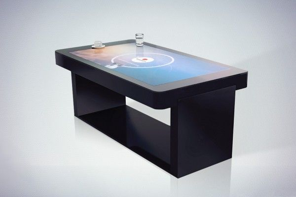 Table basse tactile Tabatha
