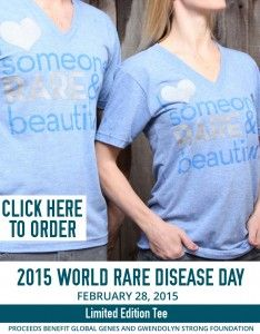 World Rare Disease Day 2015 | The Global Genes Project