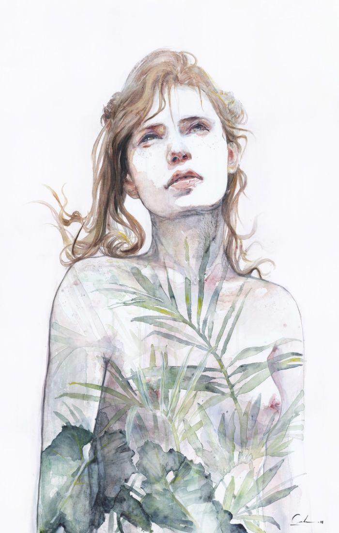 Agnes Cecile - On The Art Folk