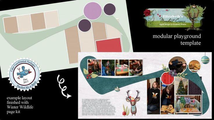 Modular Playground Template