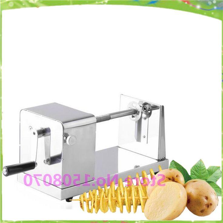 38.00$  Buy here - https://alitems.com/g/1e8d114494b01f4c715516525dc3e8/?i=5&ulp=https%3A%2F%2Fwww.aliexpress.com%2Fitem%2F2016-Hot-selling-manual-spiral-potato-chips-twister-slicer-potato-slicer-chips-cutter-price%2F32600560181.html - 2017 Hot selling manual spiral potato chips twister slicer potato slicer chips cutter price
