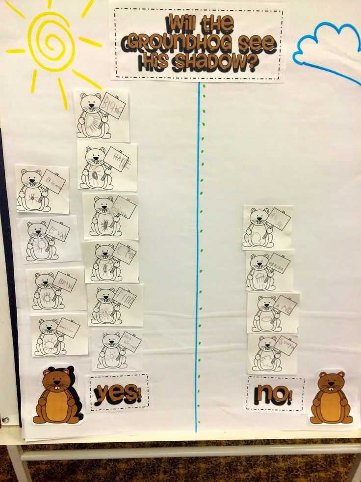 graphing Ground Hog Day