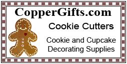 Decorating Cookies with Stencils