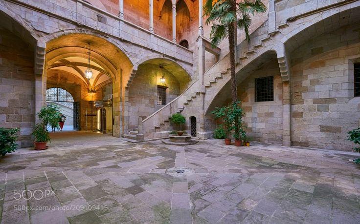 Hospital de Santa María - Lleida by neobit
