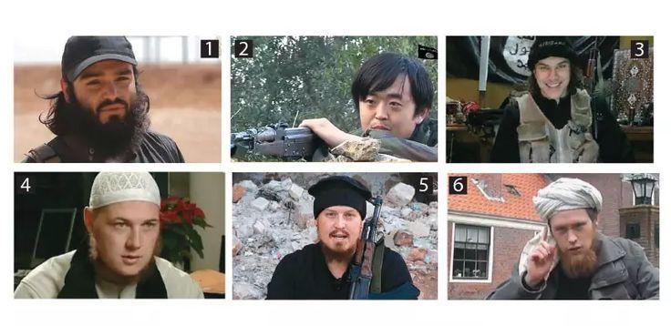 Cerca de 25.000 extranjeros combaten con grupos yihadistas - Semana.com