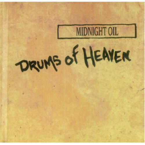 "For Sale - Midnight Oil Drums Of Heaven USA Promo  CD single (CD5 / 5"") - See this and 250,000 other rare & vintage vinyl records, singles, LPs & CDs at http://eil.com"