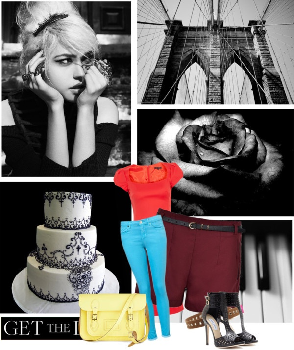 """""""The fFashion comes from confidence"""" by jackpown on Polyvore"""