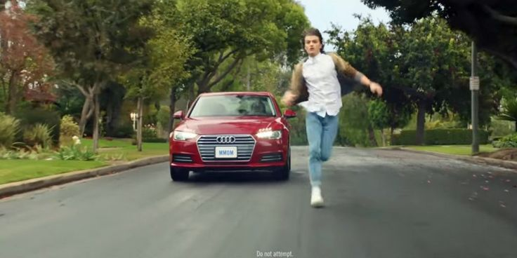 VolksMasters: Audi A4 Stars in New Ferris Bueller Dominos Ad