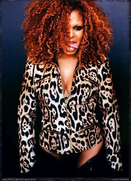janet jackson velvet rope hair | next summer do?