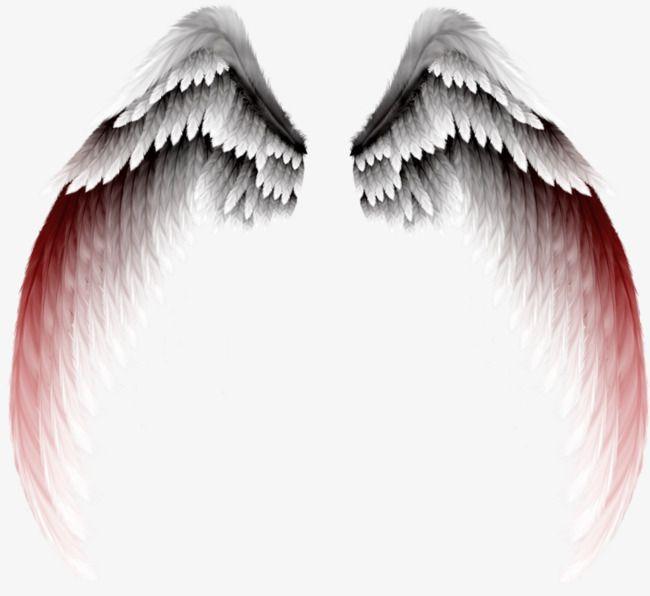 Gradient Angel Wings Angel Wings Png Wings Png Wings Drawing
