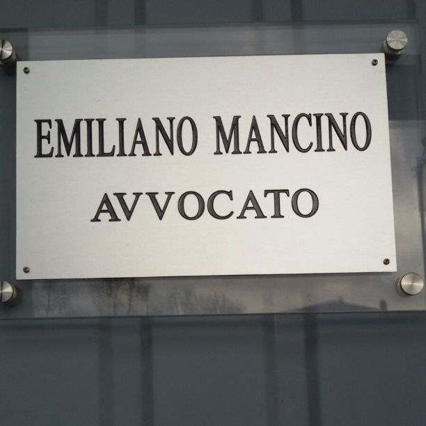 #AvvEmilianoMancino #StudioLegale #Ferrara #SuAppuntamento