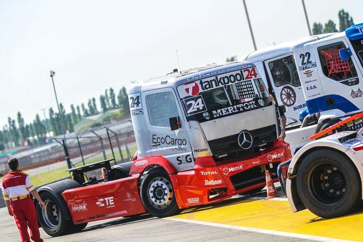#FIA #ETRC #Nogaro 2014, #MercedesBenz, #Truck, #Trucker, #Truckracing, #Actros