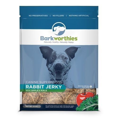 Rabbit Jerky Patties with Apple & Kale Sweet potatoes