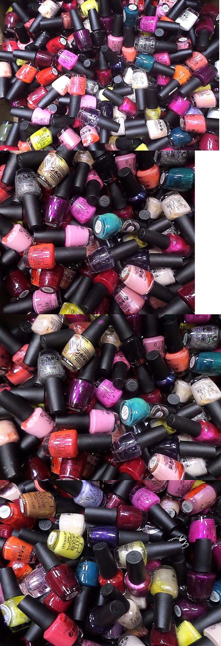 Nail Polish: Opi Nail Polish Lot Of 100 Assorted Colors Wholesale Nail Lacquer 0.5 Oz Each -> BUY IT NOW ONLY: $229.99 on eBay!