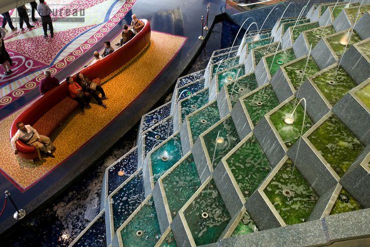 Luxury 7 star hotel  Burj al Arab