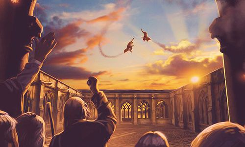 The Twins' Departure | Harry Potter and the Order of the Phoenix