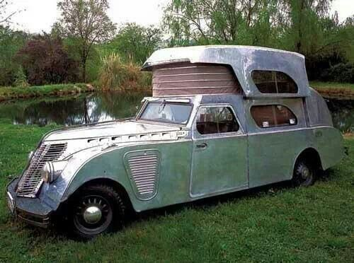Now Thats A Pop Up Camper