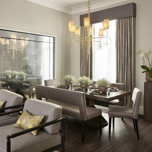 561 best Dining Rooms images on Pinterest | Dining room design ...