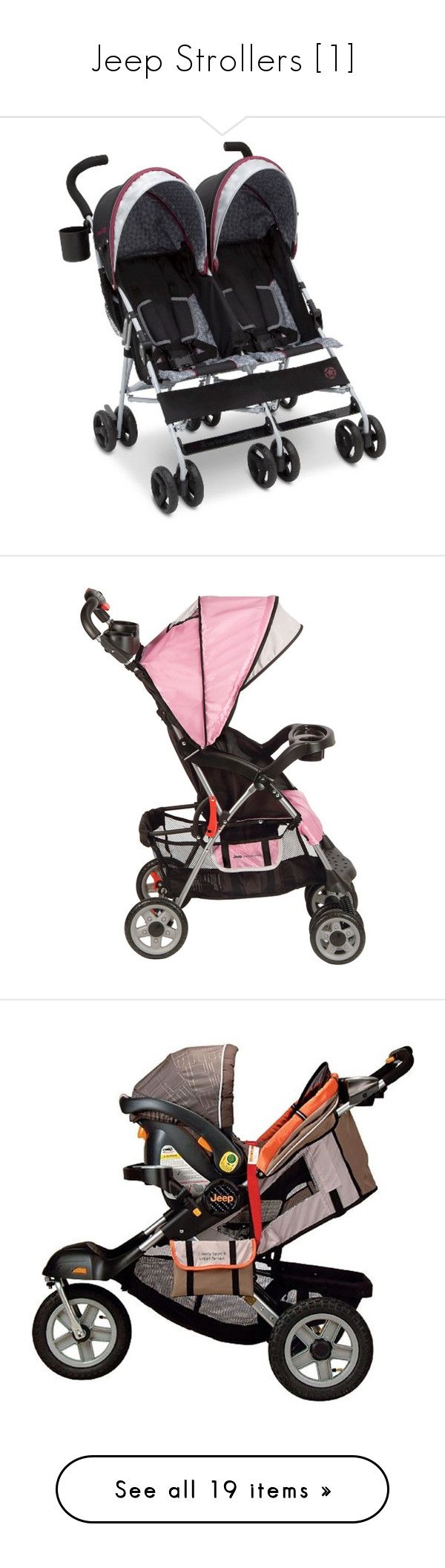 """""""Jeep Strollers [1]"""" by buildyourown ❤ liked on Polyvore"""