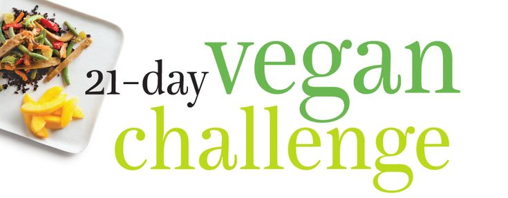 Take our 21-Day Vegan Challenge! Get tasty recipes, shopping lists and tips, and clean-eating motivation delivered straight to your inbox. …