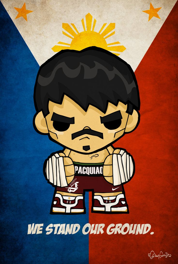 Manny Pacquiao by eggay on deviantART