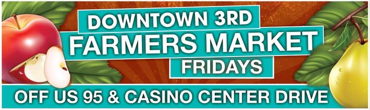 Las Vegas Farmers Market  9-2