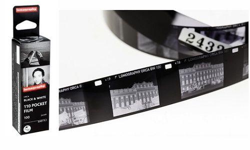 Lomography Revives 110 Film For Vintage Pocket Cameras