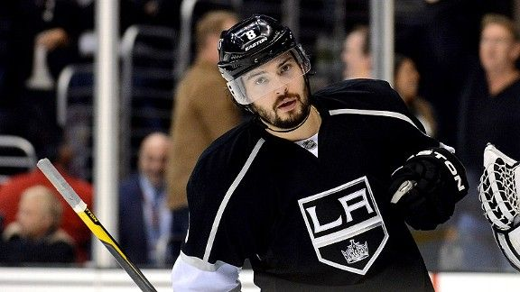 Doughty says Kings are 'ready to reset' after another seven-game series