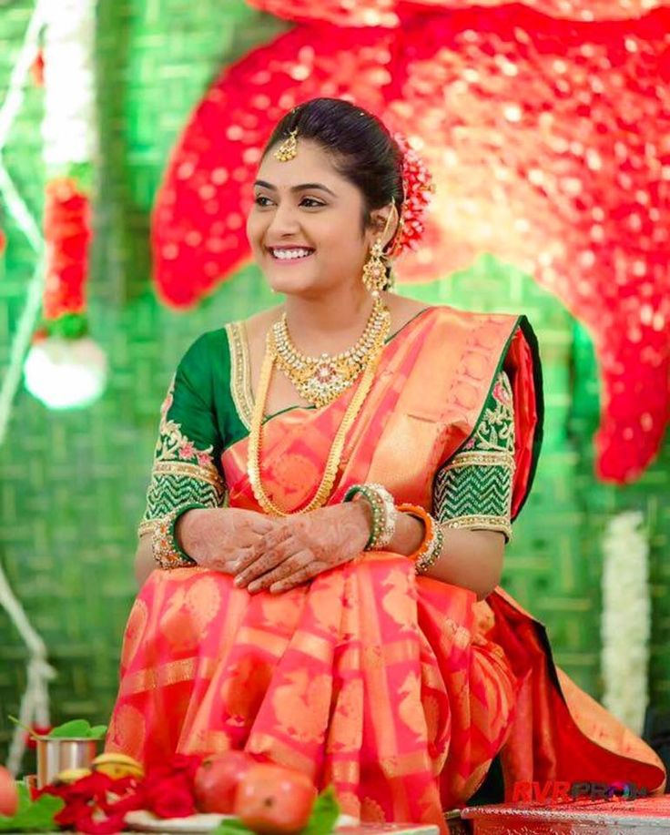 242 Best Traditional Wedding Sarees South India Images On