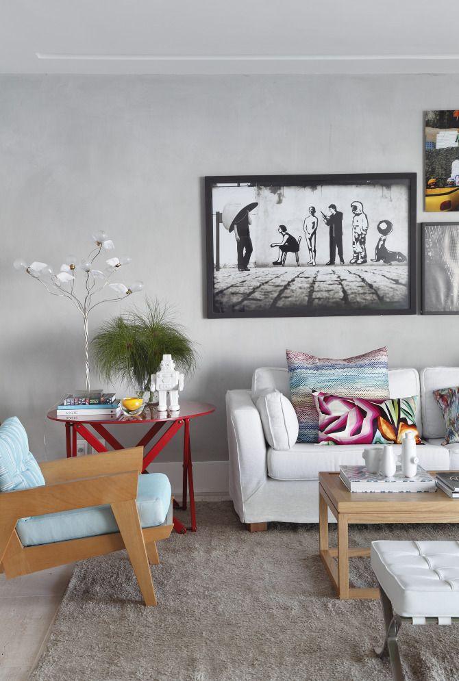 Apartamento Spike / Arquiteto: Gisele Taranto