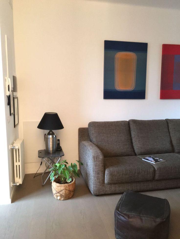 Soggiorno   Appartamento Milano   2016
