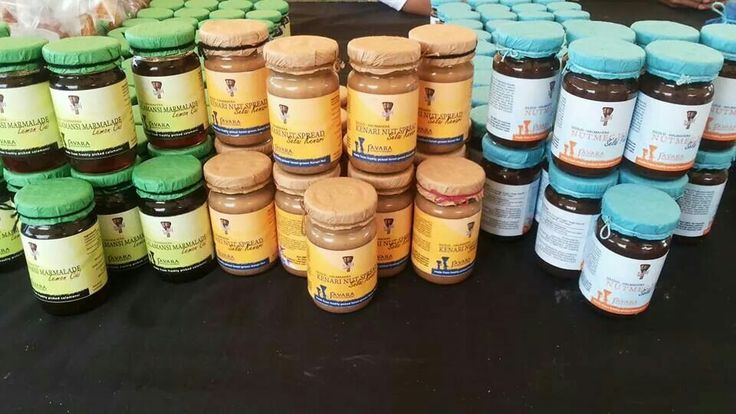 Jam and spread collections # javara indigenous Indonesia#