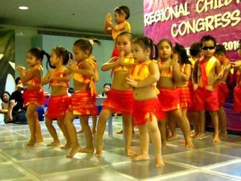...jaw dropper!  Little ones zumba dancing! Wow!!!