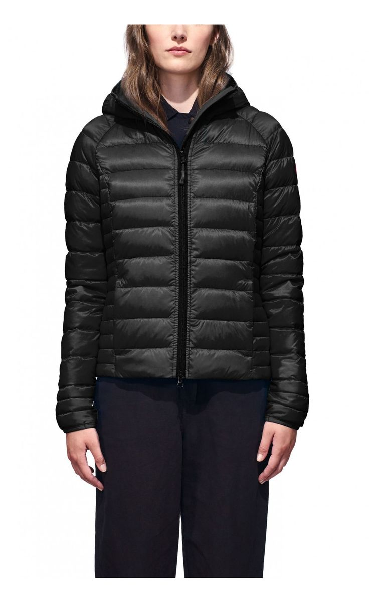 Canada Goose Brookvale Hoody Black Women - Canada Goose #canadagoose #women #parka #lifestyle #jacket #outlet