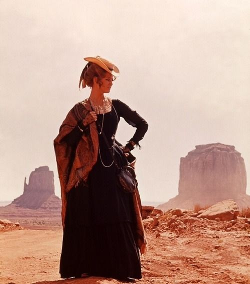 Claudia Cardinale - Once upon a time in the west
