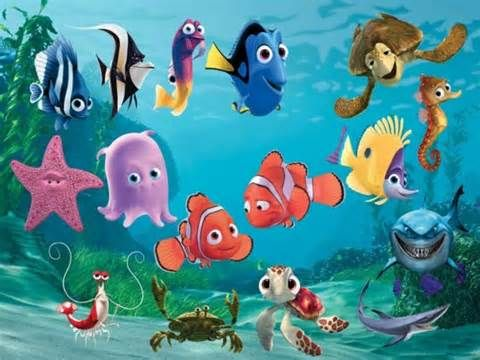 Finding Nemo Cast - Yahoo Image Search Results