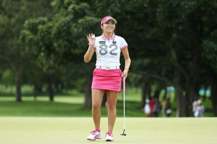 あわや欠場? しかし優勝!イボミが今季3勝目|LPGA|日本女子プロゴルフ協会