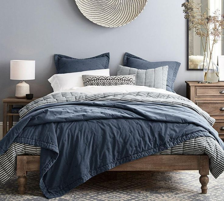 Mini Stripe Comforter & Pillowcase