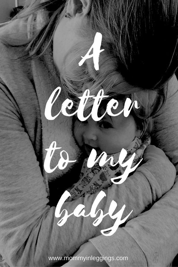 A letter to my 6 month old, with love from your working mother