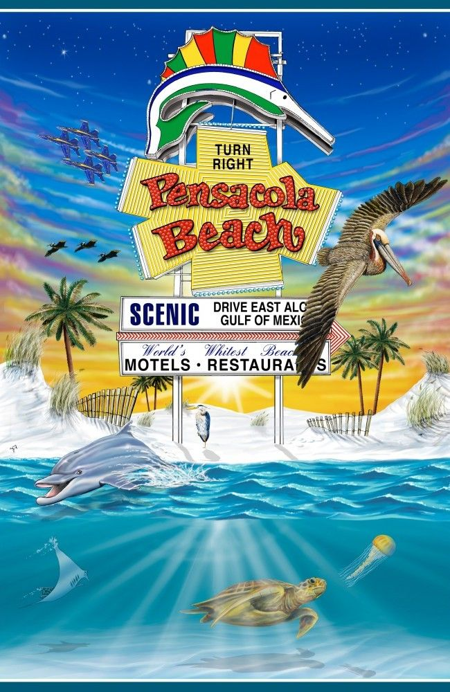A Guide To Pensacola Beach