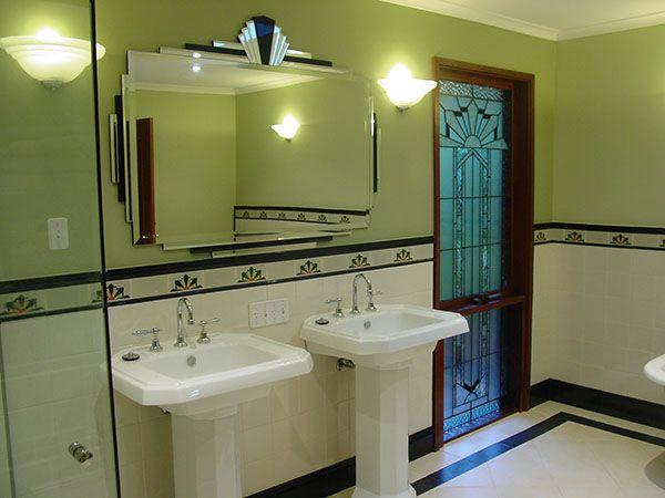 NC220204 Art Deco Tiles Brisbane Heritage Tiles